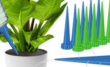 £2.98 instead of £12.99 (from Avant Garde) for a watering irrigation spike plant drip - save 77%