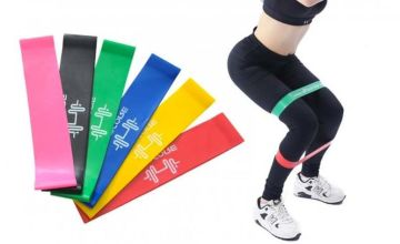 £4.99 instead of £19.99 (from YelloGoods) for a set of six exercise resistance bands - save 75%