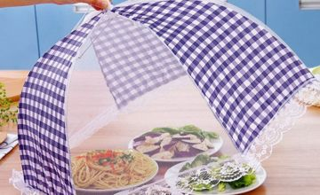 £4 instead of £13.99 (from Avant Garde) for a mesh food cover –save 71%