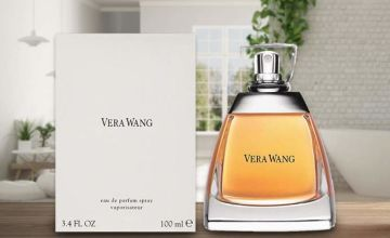 £21.49 instead of £77.01 for a Vera Wang Woman eau de parfum –save 72%