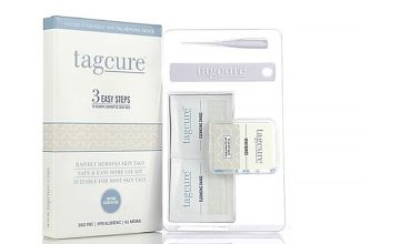 From £4.98 for a tagcure skin tag removal device and refill pack from Forever Cosmetics - save up to 83%