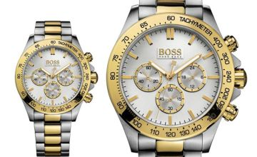£129 instead of £399 (from Hip Watches) for a men's Hugo Boss HB1512960 watch - save 68%