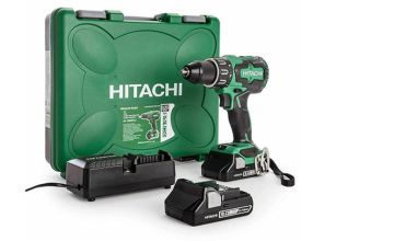 £129.99 instead of £282.05 (from Trojan Electronics) for a Hitachi DV18DBFL2/JM 18v brushless combi drill - save 54%
