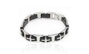 £5.99 (from Victoria's Candy) for an Aires Men's Bracelet
