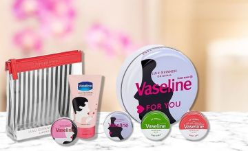 From £2.99 for a vaseline gift sets - choose from four options from Avant-Garde Brands Ltd - save up to 85%