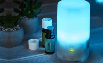 £12.99 instead of £24.99 (from CJ Offers) for a home aroma diffuser - save 48%