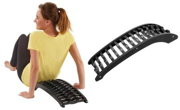 £9.99 instead of £29.99 (from CJ Offers) for a Body Fit orthopaedic back stretcher - save 67%