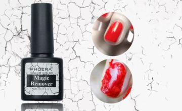 From £3.99 for a Phoera Gel Nail Polish Remover Soak UV LED from Forever Cosmetics - save up to 50%