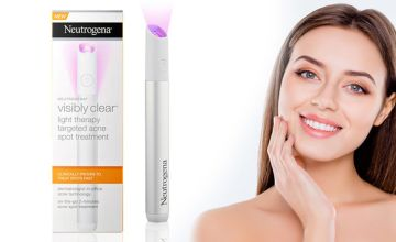 £10.25 instead of £27 (from Aansh Ltd) for a Neutrogena visibly clear light therapy spot treatment –save 59%
