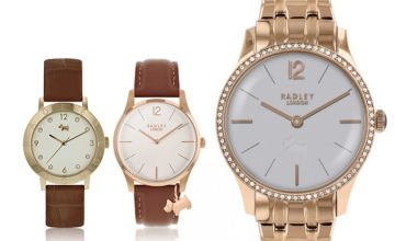 From £29.99 instead of £50.01 (from Brand Arena) for a Radley watch - save 40%