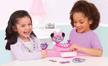 £14.99 instead of £25.99 (from Dream Price Direct) for a pink Minnie Mouse cash register toy - save 42%