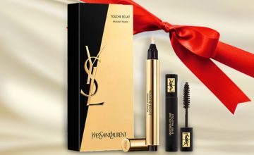 £23.99 instead of £39.99 (from Avant Garde) for a two piece YSL Touche Eclat mascara gift set - save 40%