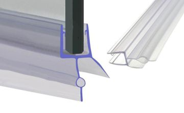 £4.99 instead of £20 (from PaperDollz Trading) for a shower screen door seal, £8.98 for two or £14.99 for four - save up to 75%