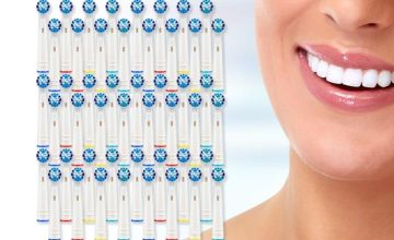 £14.98 (from Wow What Who) for a 48 pack of Oral-B Precision Clean compatible toothbrush heads