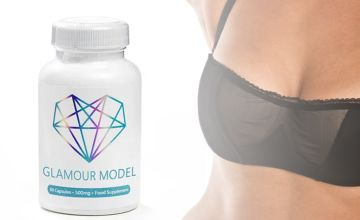 £9.99 instead of £24.99 (from Luxe) for a two month supply* of Glamour Model beauty supplements - save 60%