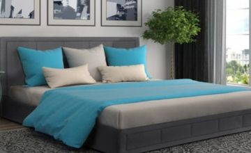 From £125 (from Dining Tables) for an ottoman storage bed - save up to 78%