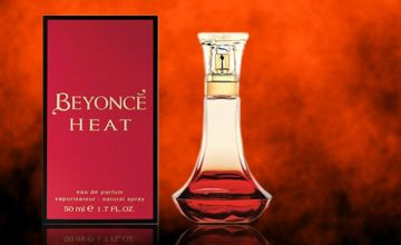 £6.99 instead of £18.23 for a 30ml bottle of Beyonce Heat EDP spray, £7.25 for 50ml or £9.50 for 100ml - save up to 62%