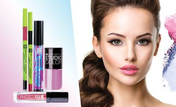 £12.50 (from MaxCare Cosmetics) for a 5pc natural look makeup bundle