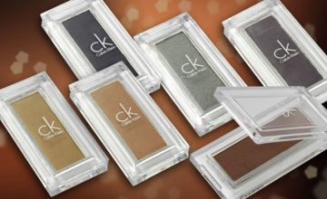 £3.99 instead of £19.99 (from Avant Garde) for a pack of three Calvin Klein intense mono eyeshadows - save 80%
