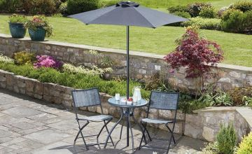 £49 instead of £144.95 (from CJ Offers) for a Garden Life garden bistro set - save 66%