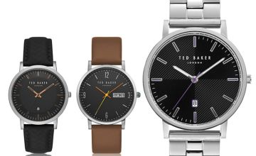 from £32 (from Brand Arena) for a men's Ted Baker watch - choose from 25 designs and save up to 79%