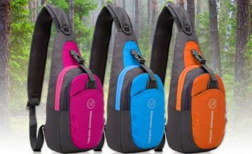 £7.99 instead of £29.99 (from Yello Goods) for a an outdoor sports sling bag- save 73%