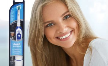 £7.99 instead of £22 (from Vivo Mounts) for an Oral-B Advance Power 400 toothbrush - save 64%