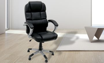 £64 instead of £243.30 (from Who Needs Shops) for a 360 swivel office chair - save 74%