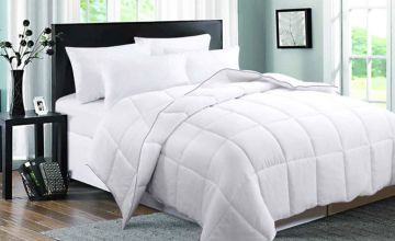 From £34.99 (from Direct Warehouse) for a luxury goose feather and down duvet – choose from 3 togs and 4 duvet sizes! - save 60%