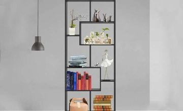 £39 instead of £120 (from Eurotrade) for a wooden open home shelving unit - save 68%
