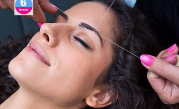 £10 (from Online Beauty Training) for Indian threading techniques and lash/brow tinting courses