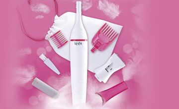 £12.99 instead of £17 (from Trojan) for a Veet Sensitive Precision™ styler - save 24%