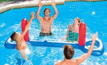 £19 instead of £56 (from Magic Trend) for an inflatable water volleyball net - save 66%