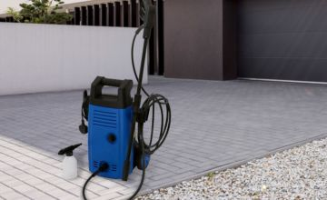 £45 instead of £166.63 (from Who Needs Shops) for a 1400W high pressure jet washer - save 73%