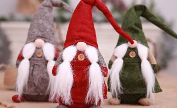 £5.99 instead of £20.99 (from Yello Goods) for a long beard Christmas ornament - save 71%