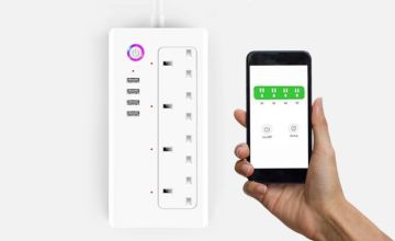 £19.99 instead of £69.99 (from MBLogic) for a smart WiFi power strip - save 71%