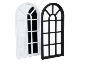 £9.99 instead of £39.99 (from Direct 2 Publik) for a 70cm window style mirror - save 75%