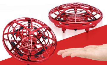 £12.99 instead of £59.99 (from Litnfleek) for a hand sensor flying helicopter RC drone - save 78%