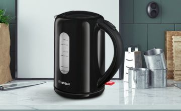 £14.99 (from Trojan Electronics) for a refurbished Bosch Village kettle