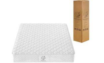 £119 (from Meriden Furniture) for a small double Tranquil pocket spring memory foam mattress, £129 for a double or £149 for a king - save up to 50%