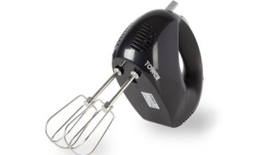 £9.99 instead of £25.99 (from Smartretailgoods) for a 200W hand mixer - save 62%