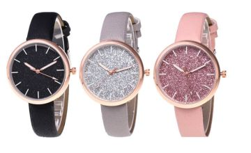 £5.50 instead of £28 for a Shiny Watch for Women from Magic Trend - save 80%