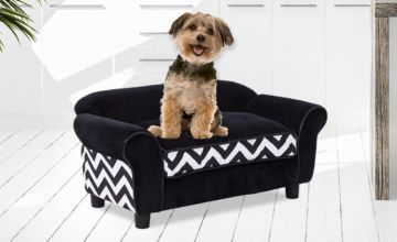 £34.99 instead of £100.99 (from MH Star) for a Pawhut luxury pet sofa - save 65%