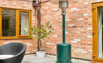 £79 instead of £164.99 (from Wido) for an outdoor gas patio heater - save 52%