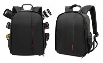 £12.50 instead of £29.99 (from Hey4beauty) for an outdoor waterproof DSLR camera backpack - save 58%