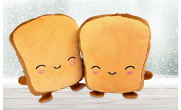 £6.99 instead of £29.99 (from Lit N Fleek) for a set of two toast hand warmers - save 77%