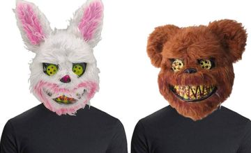 £5.99 instead of £35.99 (from CNDirectBiz) for a scary animal mask – save 83%