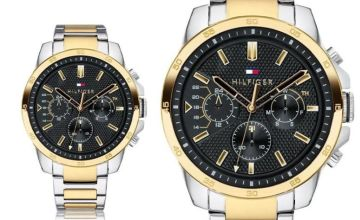 £129 instead of £399 (from Best Watch Company) for a Tommy Hilfiger two-tone watch – save 68%