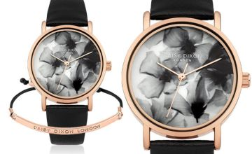 £16 instead of £54.01 (from Brand Arena) for a Daisy Dixon Sienna watch with free rose gold bracelet - save 70%