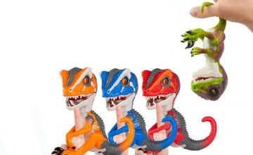 £9.99 instead of £49.99 (from Litnfleek) for an interactive finger raptor or £18.99 for two - save up to 80%